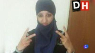Hasna Aitboulahcen es la primera terrorista que se hace estallar en Europa