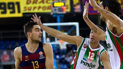 FC Barcelona Lassa 107 - 79 Pinar Karsiyaka