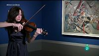Atenci�n obras - Lina Tur toca para Kandinsky