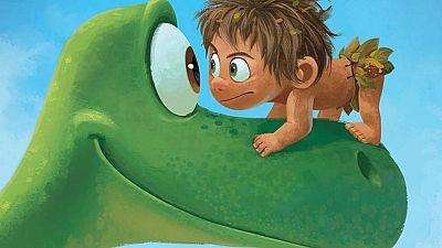 'El viaje de Arlo', la amistad entre un niño y un dinosaurio según Pixar