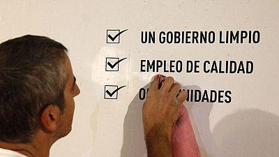 El PSOE presenta en Madrid su programa electoral