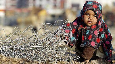 Los niños de la guerra