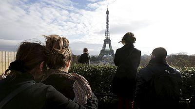 Los atentados de París repercuten directamente en el turismo