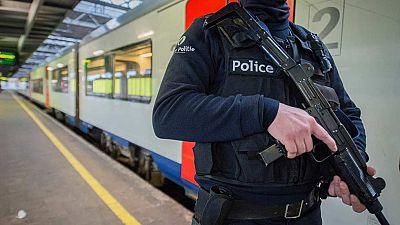 Bruselas sigue en alerta máxima por riesgo de atentado