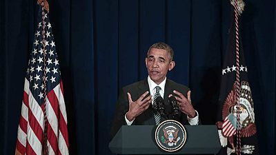 """Obama, sobre el Estado Islámico: """"No sucumbiremos al miedo"""""""
