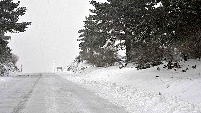 Media España sufre los primeros fríos del otoño