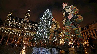 Bélgica decide mantener el máximo nivel de alerta, con colegios y metro cerrados