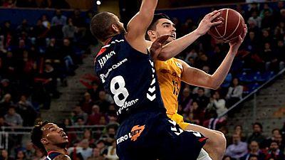 Baloncesto - Liga ACB.  7� jornada: Laboral Kutxa Baskonia - FC Barcelona Lassa  - Ver ahora