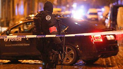 La policía belga detiene a 16 personas en una operación antiterrorista en Bruselas