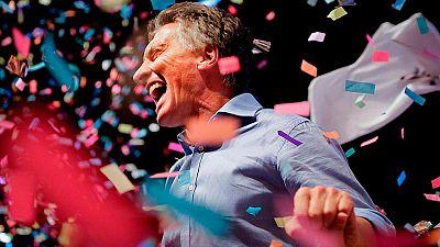 Mauricio Macri, el 'pibe' que dejó los negocios para presidir Argentina