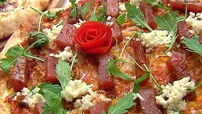 El mejor pizzero del mundo �es de Tomelloso!