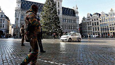 Cinco nuevos detenidos en Bélgica tras los 16 arrestados en la operación del domingo