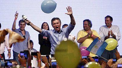 Macri gana las elecciones en Argentina poniendo punto final a 12 años de peronismo
