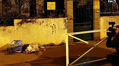 La policía ha encontrado un cinturón de explosivos al sur de París