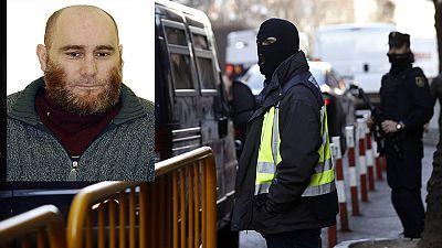 Detenido en la cárcel de Segovia un preso por intentar captar a otros para el Estado Islámico