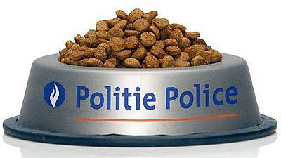 """La Policía belga muestra su agradecimiento a """"los gatos de Twitter"""""""