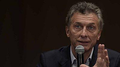Macri perfila un gobierno centrado en la economía y anuncia una auditoría de las cuentas de Argentina