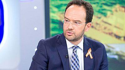"""Hernando (PSOE) : """"Sería un error enviar tropas a Siria"""""""
