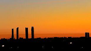 El Tiempo en la Comunidad de Madrid - 24/11/15