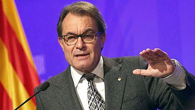 Mas niega que se ocultara la deuda de la Generalitat y asegura: 'es una agresión institucional en toda regla'