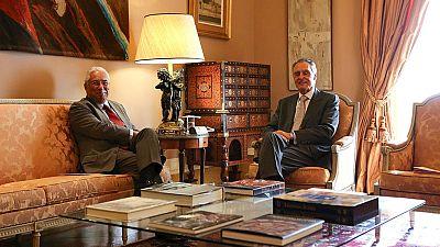 Cavaco Silva nombra primer ministro de Portugal a Ant�nio Costa tras la ca�da del Gobierno conservador