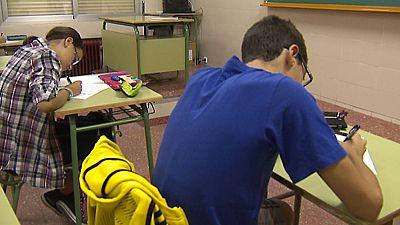 Uno de cada cuatro jóvenes en España son 'ninis', según el informe sobre educación de la OCDE