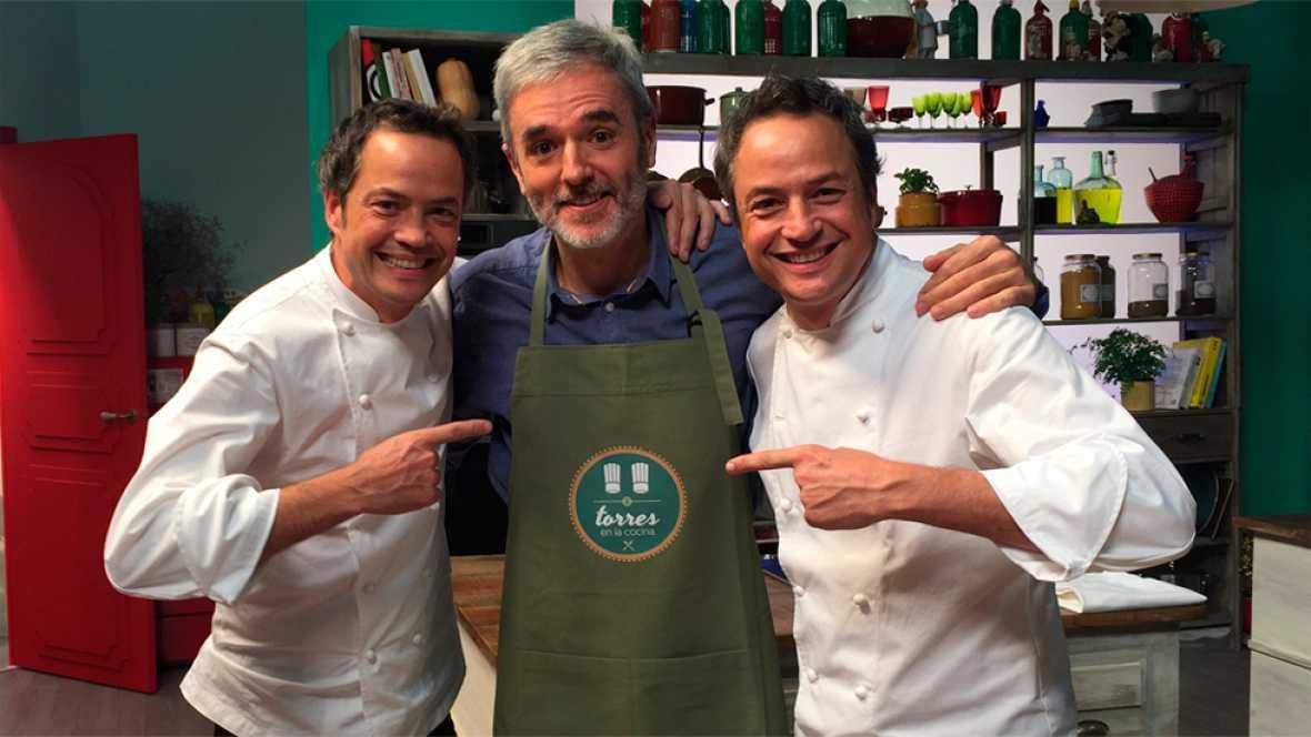 Torres en la cocina resolviendo dudas pr cticas de cocina - Mikel lopez iturriaga novio ...