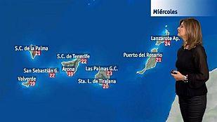 El tiempo en Canarias - 25/11/2015