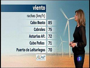 El tiempo en Asturias - 25/11/15