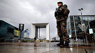 Abdelhamid Abbaoud y su cómplice pretendían atentar contra el centro financiero de París