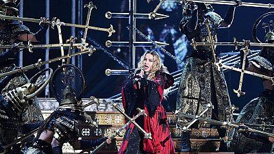 16.000 fans disfrutaron ayer de Madonna en Barcelona