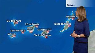 El tiempo en Canarias - 26/11/2015