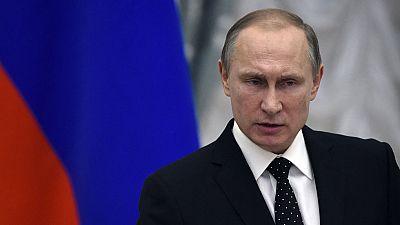 Putin exige a Turquía disculpas por el derribo de su caza