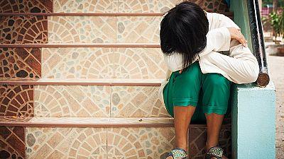 Los niños, víctimas también de la violencia de género
