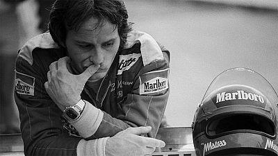 Conexión Vintage - Fórmula 1. Gilles Villeneuve - ver ahora