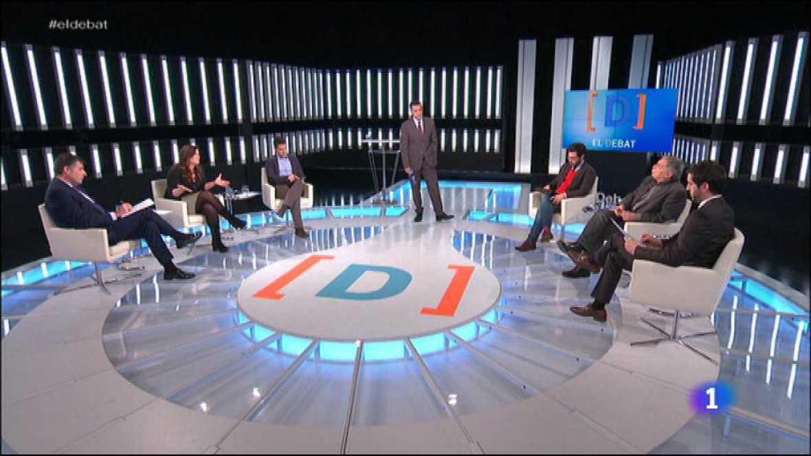 El Debat de La 1 - 26/11/2015