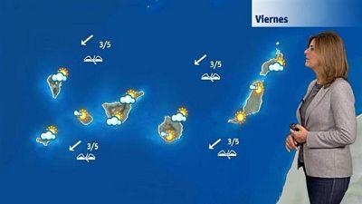 El tiempo en Canarias - 27/11/2015