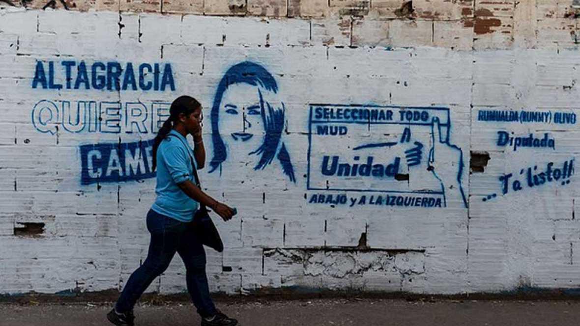 Crece la tensión en la campaña electoral venezolana tras el asesinato de un líder opositor