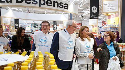 Comienza la tercera gran recogida en 55 bancos de alimentos de toda España