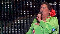 Enciende tu Navidad - Actuación de María del Monte