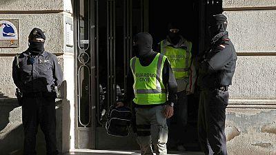 Operaci�n contra el terrorismo yihadista en Barcelona