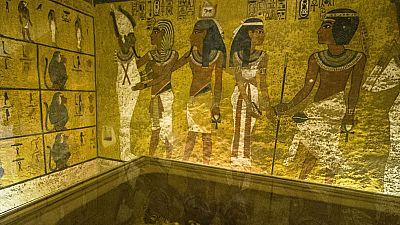 Hay 'algo' tras los muros de la tumba de Tutankam�n