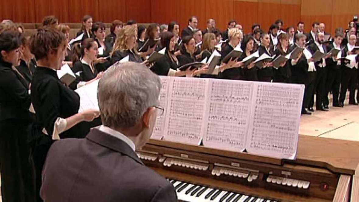Los conciertos de La 2 - XIV Coro RTVE nº 2 - ver ahora