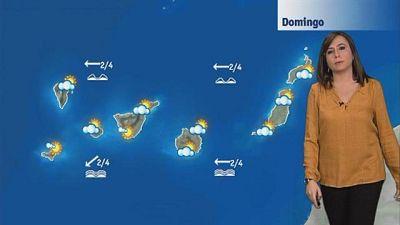 El tiempo en Canarias - 2911/2015