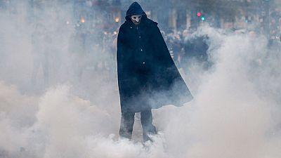 Un centenar de detenidos en París tras cancelarse una manifestación contra el cambio climático