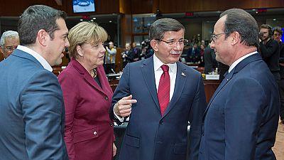 La UE y Turquía relanzan sus relaciones en la cumbre de Bruselas