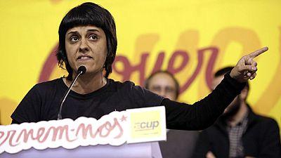 La CUP rechaza la investidura de Artur Mas en una asamblea