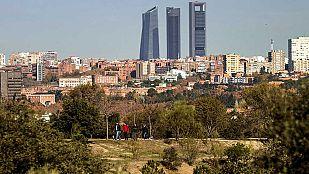 El Tiempo en la Comunidad de Madrid - 30/11/15