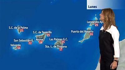 El tiempo en Canarias - 30/11/2015