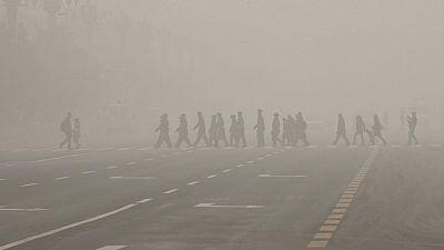 La contaminación es el gran problema de China, a pesar de su compromiso por apostar por energía limpia